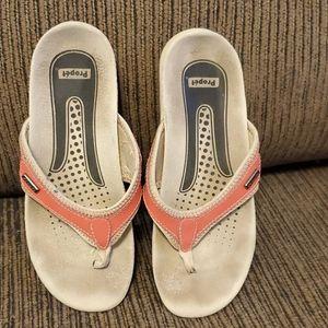 Proper flip flops
